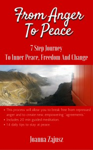 From Anger To Peace - a book by Joanna Zajusz