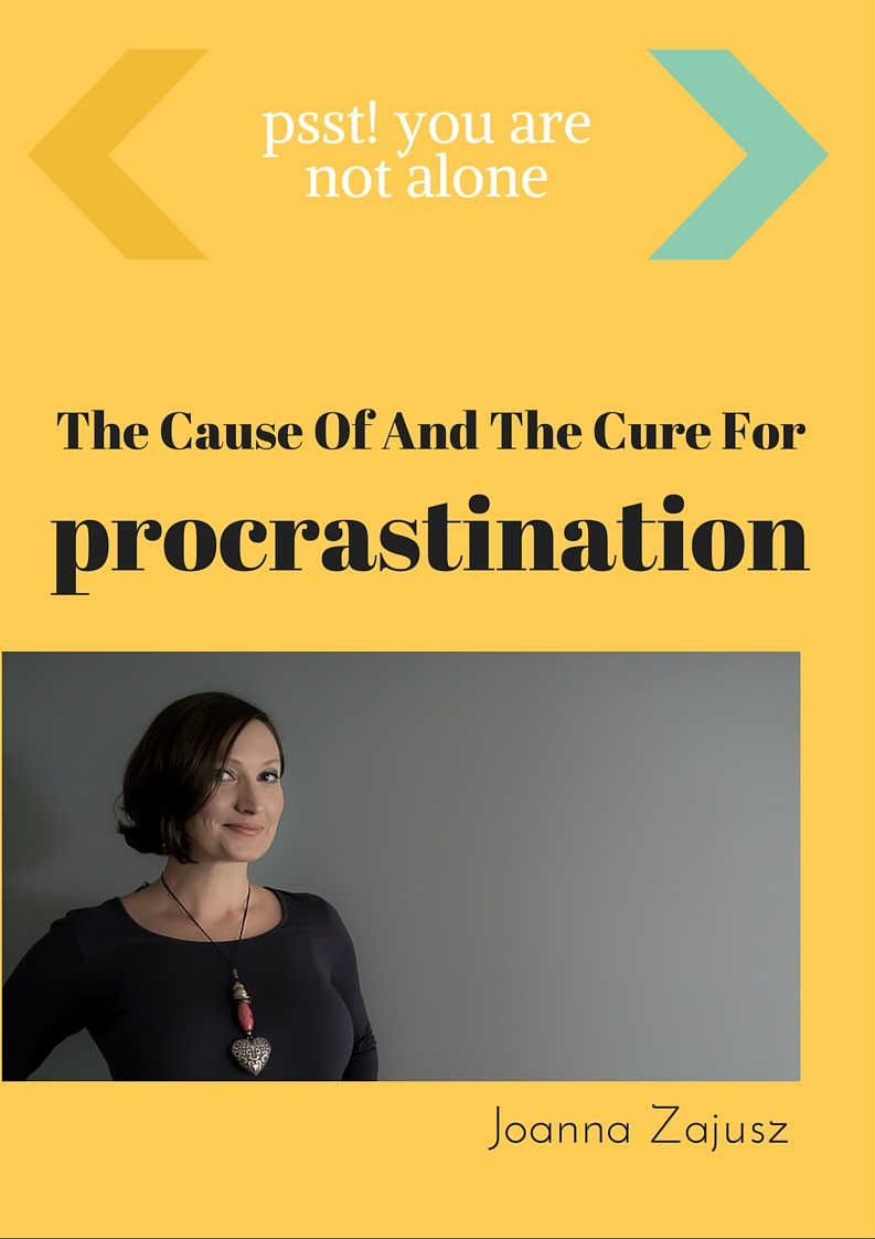 cure for procrastination