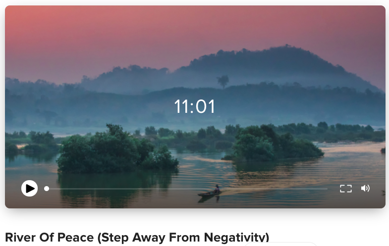 River-of-peace