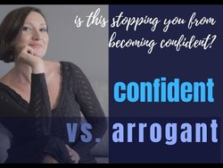 scared of feeling confident?